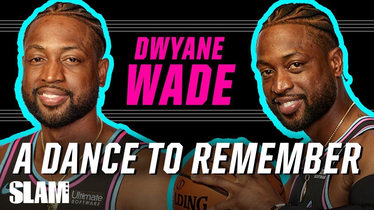 Dwyane Wade's Last Season: A Dance to Remember ⚡️ | SLAM