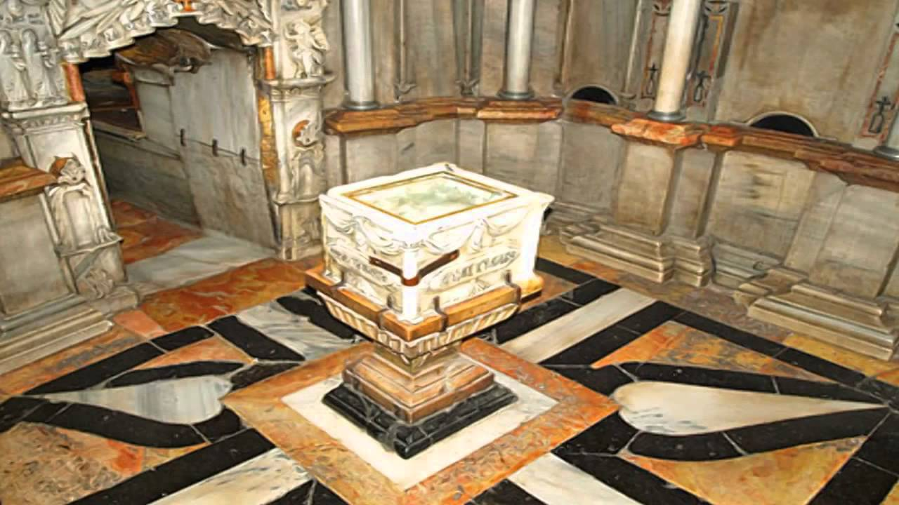 Αποτέλεσμα εικόνας για Ο καλόγερος Μητροφάνης που είδε πως βγαίνει το Αγιο Φώς