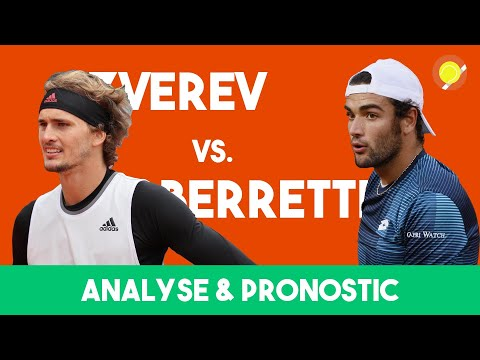 Alexander Zverev vs. Matteo Berrettini | Finale | Madrid 2021 | Preview & Pronostic