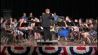 Stoughton High Symphonic Band: The Victors - University of Michigan Fight Song