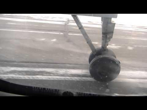 Landing In Timmins Ontario