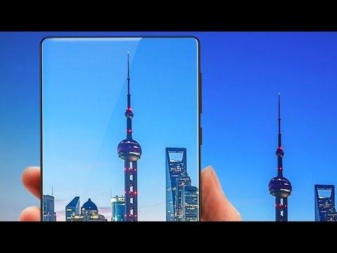 Çerçevesiz Efsane Telefon: Xiaomi Mi Mix ( 6 GB RAM - 256 GB Hafıza! )