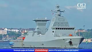 Marina israeliană primește prima navă de patrulare de ultimă generație | Știre Alfa Omega TV
