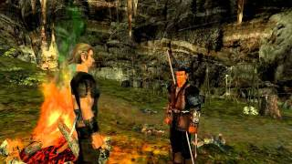Gothic II Gold - Gameplay #2: An Old Friend In Trouble [PC]