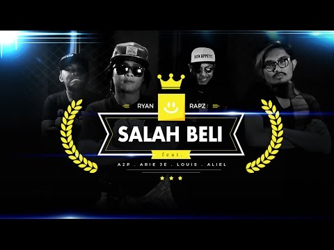 #SALAHBELI - Ryan Rapz ft A2P, Arie Je, Giovander Louis