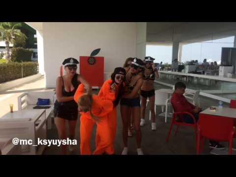 Prison brake party 👮🏻Adam&Eve hotel