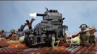 ЛЕГО мультик Битва на Сомме (Первая Мировая Война) - 1 серия