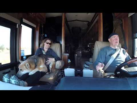 Past LIVE DRIVE - Amarillo TX To Albuquerque NM - Day 2 Of 2