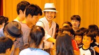 NHKの大河ドラマ「平清盛」の主人公、平清盛役を演じる俳優の松山ケ...