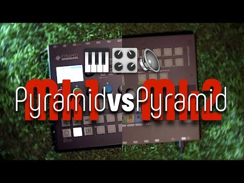 Pyramid vs Pyramid: should you upgrade your Squarp sequencer from Mk1 to Mk2?