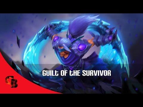 Dota 2: Store - Anti-Mage - Guilt of the Survivor