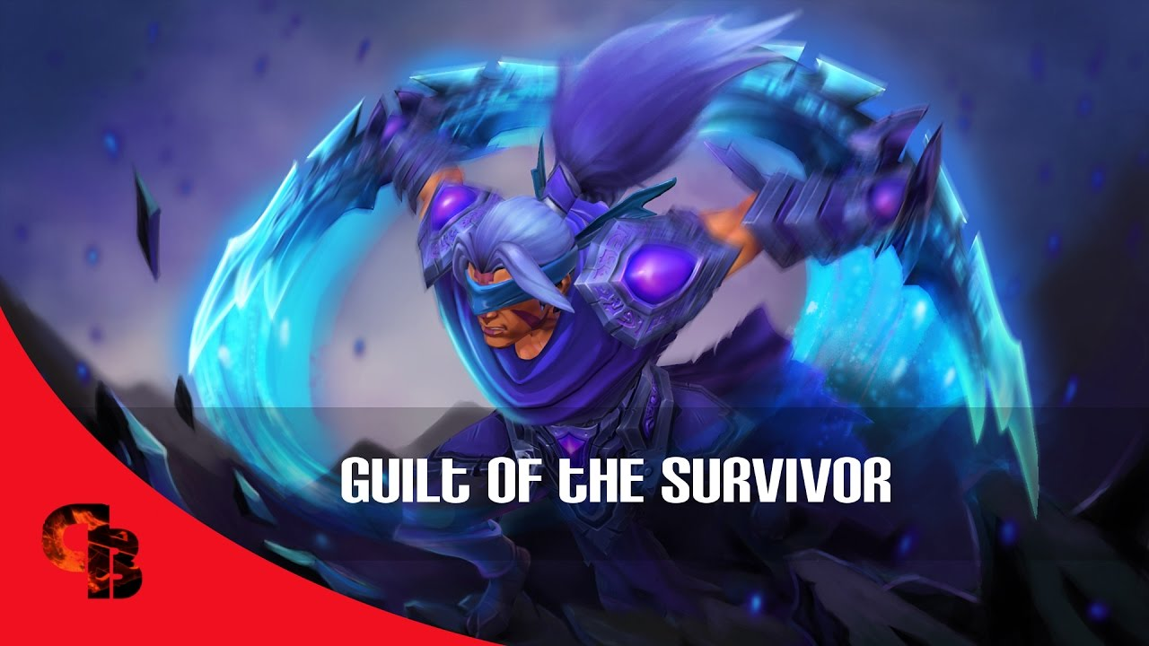 dota 2 store anti mage guilt of the survivor youtube