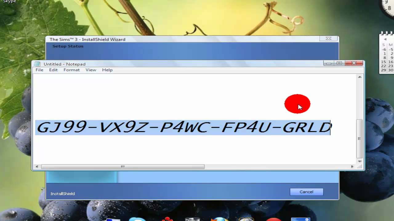 Sims 3 password crack