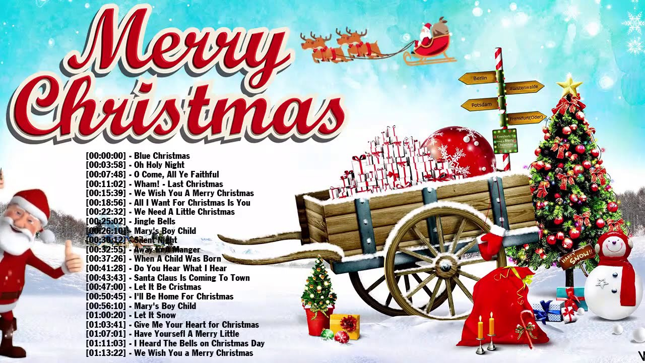 Old Christmas Songs 2020 Medley Nonstop Merry Christmas 2020 Top Christmas Songs Playlist 2020 Youtube