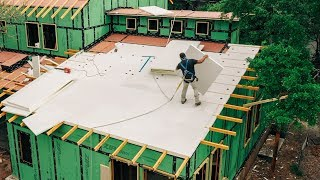 Roof Top Insulation