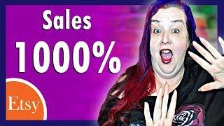 Etsy SEO Secrets 2019. Boost Etsy Sales