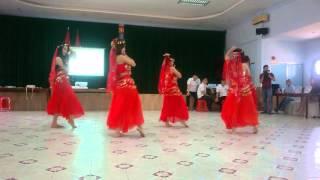 Múa Ấn Độ - Tempertation - Choreography by NF.Girlz
