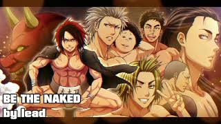 Hinomaru Sumo OP 2 FULL「Be the NAKED」by Lead