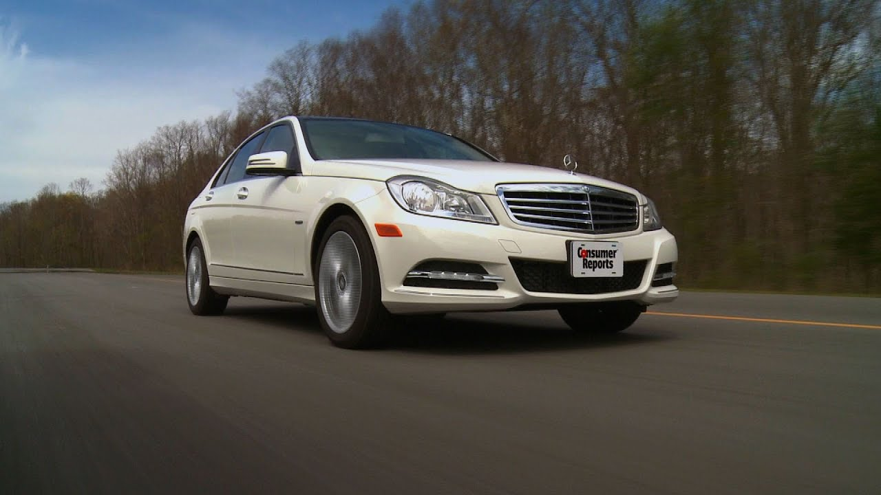 Mercedes-Benz C250 review   Consumer Reports