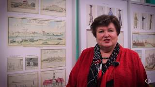 """Johana Kristofa Broces kolekcija """"Sammlung verschiedner Liefländischer Monumente ..."""" / Salacgrīva"""