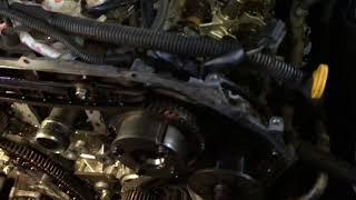 Ремонт двигателя Infiniti G25. Ремонт Инфинити и Ниссан.
