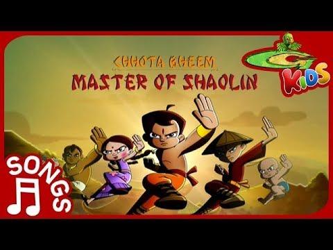 Chhota Bheem - Master Of Shoalin Title Song