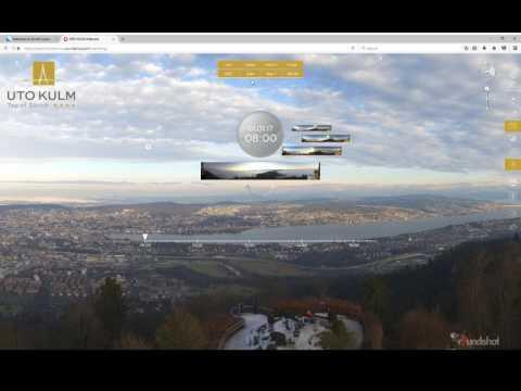 Zurich Tourism Webcam Sharing Link Bug