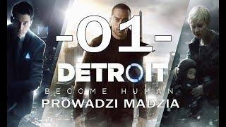 [PS4] Detroit: Become Human #01 - Trójka Androidów