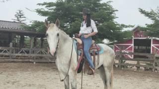 Horse Riding Girl @O.K Corral KhaoYai