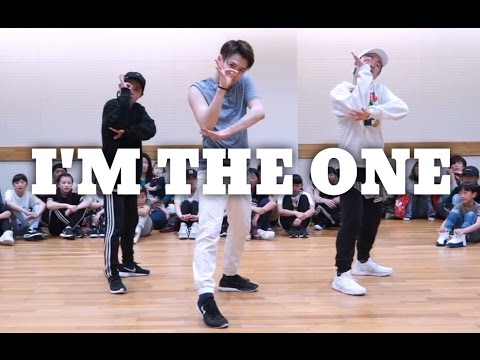 Thumbnail: DJ Khaled - I'm the One ft. Justin Bieber, Lil Wayne / Choreography by RIKIMARU