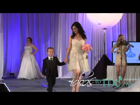 Florida Wedding Expo   Tampa Fashion Show   White Closet Bridal 2015