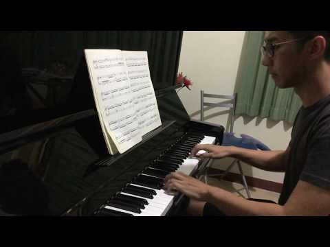 Sonata in F -grade 7 trinity guildhall by Tape (my student)
