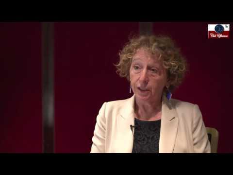 Gotha Noir d'Europe 2016-2017-ITW Muriel Penicaud Directrice Générale Business France
