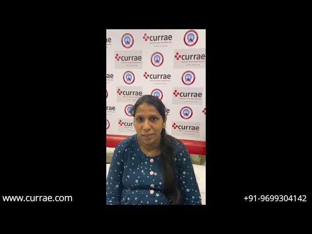 Mrs. Anisha Indulkar | Birthing | Dr. Vidya Shetty | Currae Gynaec IVF Birthing Hospitals, Thane