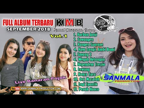 Full Album KMB MUSIC GEDRUG Terbaru Best September 2018