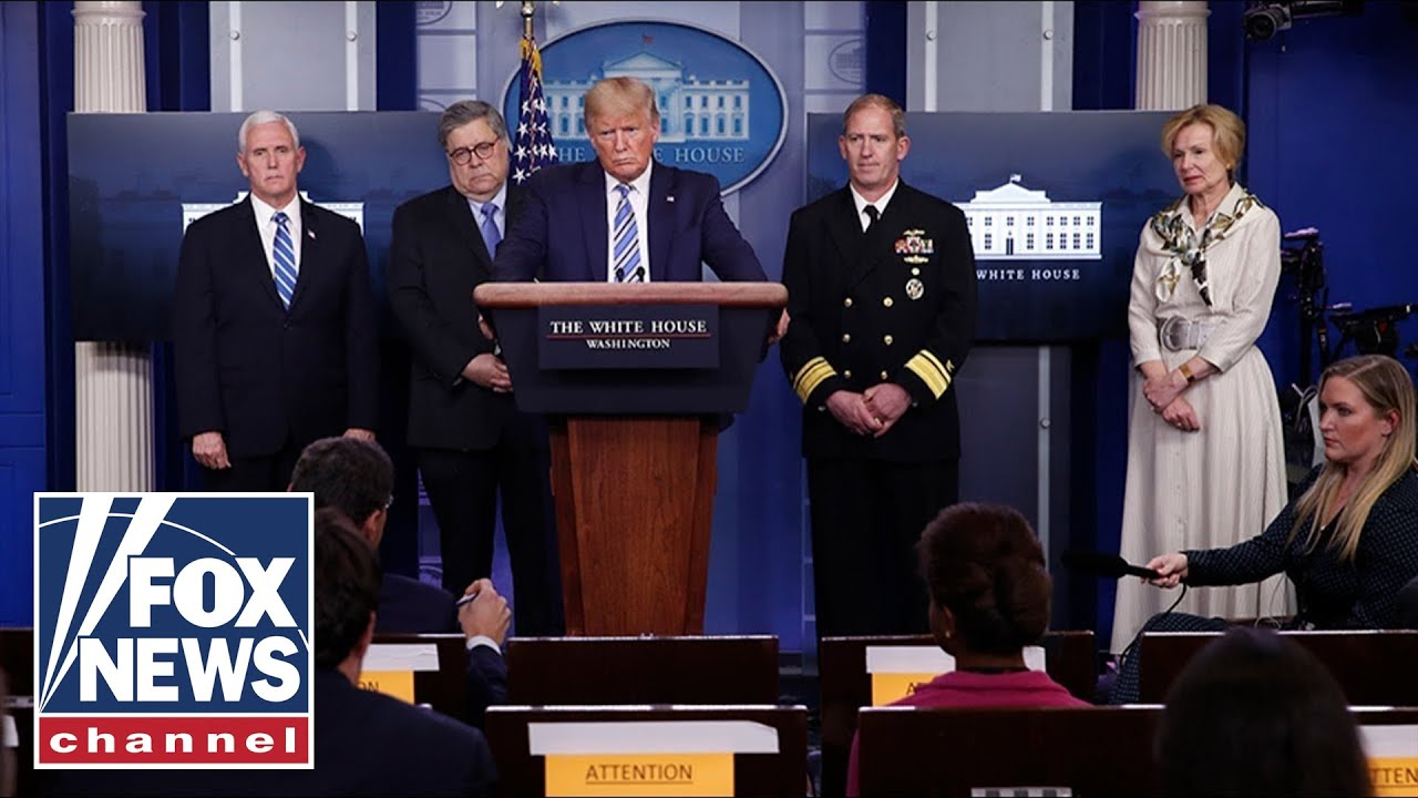 Trump, Coronavirus Task Force hold White House press briefing | 4/3/20