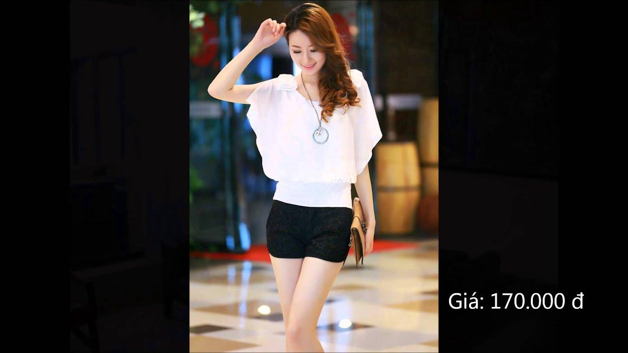 Thời trang nữ đẹp giá rẻ – Mua bán quần áo 24h | Webmua.vn