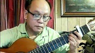 Một Ngày Như Mọi Ngày (Trịnh Công Sơn) - Guitar Cover by Hoàng Bảo Tuấn