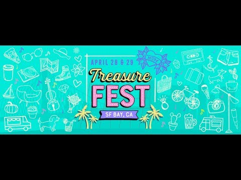 Treasure Fest on San Francisco bay