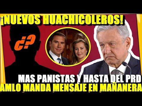 🔴¡CAEN MAS PANISTAS HU.AC.HI.CO.LE.RO.S! AMLO MANDA  ESTRICTO MENSAJE - ESTADISTICA POLITICA