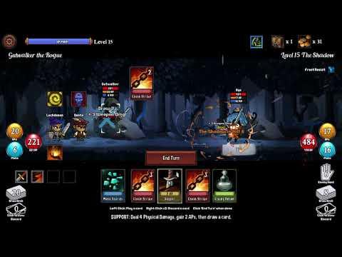 Monster Slayers - Rogue, Legendary, Harbinger + Shadow  