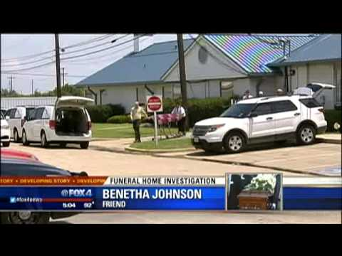 bodies removed from ft worth funeral home youtube