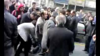 Gunshot in College Crossroad 27 December 2009