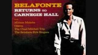 Watch Harry Belafonte A Little Lyric Of Great Importance video