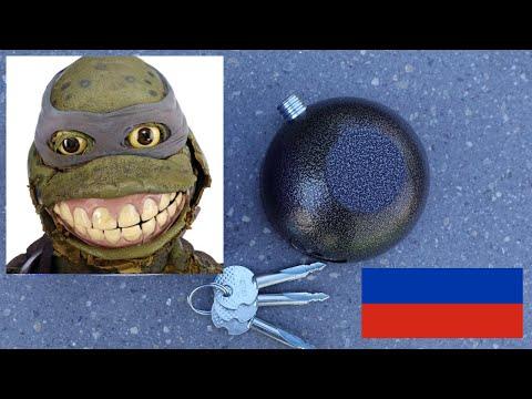 Взлом отмычками    (1667) Russian Turtle Puck Lock ()