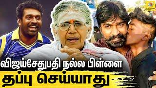 Interview with Kalaiyarasi Natarajan | Saiva Peravai | 800