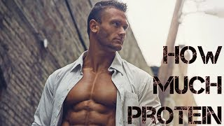 protein synthesis how much protein you really need thomas delauer