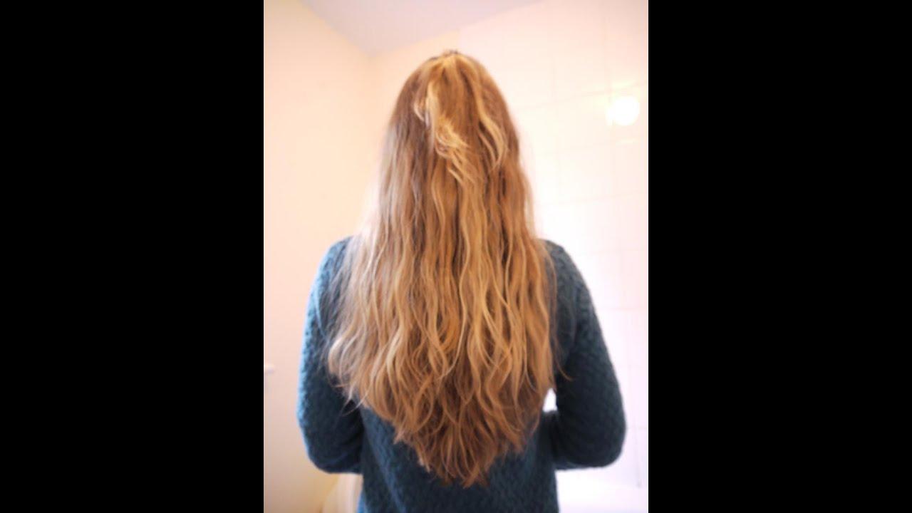 Comment couper ses cheveux longs soi m me youtube - Comment couper une frange soi meme ...
