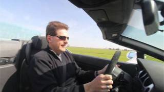 2010 Lamborghini Gallardo first drive review