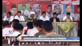 Caleg Perindo Dapil Jabar XI Gelar Konsolidasi Pemenangan Pemilu - BIP 16/10